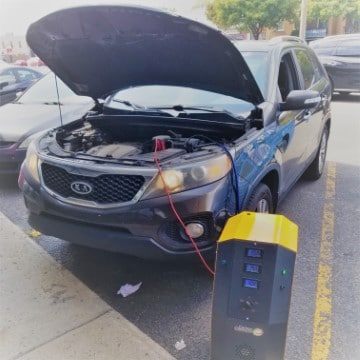 carbon cleaning kia sorento